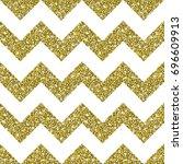 gold glitter background. golden ... | Shutterstock .eps vector #696609913