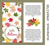 background with multicolor... | Shutterstock .eps vector #696651730