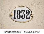 Small photo of Address number