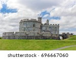 Pendennis Castle In The Sun