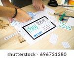 handcraft website planning...