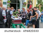 odessa  ukraine august 9 2017 ...   Shutterstock . vector #696820333