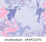 marble texture seamless pattern.... | Shutterstock .eps vector #696921370