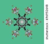 vector illustration with... | Shutterstock .eps vector #696952648