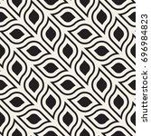 vector seamless pattern....   Shutterstock .eps vector #696984823