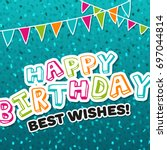Happy Birthday Best Wishes...