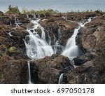 detail of the top of victoria... | Shutterstock . vector #697050178