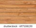 wood texture background  vector ... | Shutterstock .eps vector #697108150