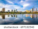 birmingham  alabama  usa...   Shutterstock . vector #697132540