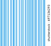 Blue Striped Abstract...