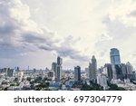 skyscraper | Shutterstock . vector #697304779