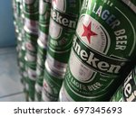 ao udom  chonburi  thailand  ... | Shutterstock . vector #697345693