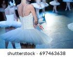 acting skills  dramatic... | Shutterstock . vector #697463638