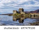 Eilean Donan Castle With...
