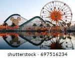 anaheim  ca usa march 28  2008... | Shutterstock . vector #697516234