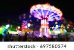 Carnival Amusement Park Ride...