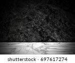 abstract natural black marble... | Shutterstock . vector #697617274