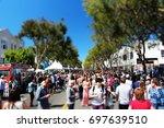 san francisco  california  ...   Shutterstock . vector #697639510