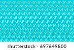 geometric shape pattern | Shutterstock . vector #697649800