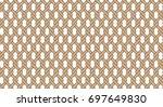 geometric shape pattern | Shutterstock . vector #697649830