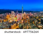 Capital City Of Taiwan With...