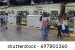 tokyo  japan   august 16th ...   Shutterstock . vector #697801360