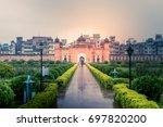 lalbagh fort or fort aurangabad ... | Shutterstock . vector #697820200