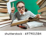did you know that   curious... | Shutterstock . vector #697901584