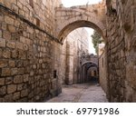 Israel   Jerusalem Old City...
