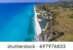 amazing aerial view of calabria ...   Shutterstock . vector #697976833
