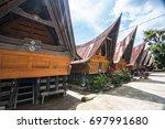 samosir  indonesia   september... | Shutterstock . vector #697991680