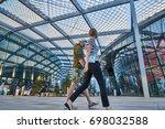 astana  kazakhstan   july 28 ... | Shutterstock . vector #698032588