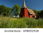 Small photo of sweden church