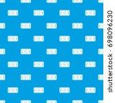 stadium pattern repeat seamless ... | Shutterstock .eps vector #698096230