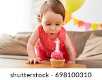 childhood  people and... | Shutterstock . vector #698100310