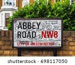 london  uk   circa june 2017 ... | Shutterstock . vector #698117050