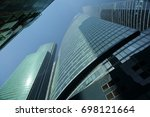 moscow  russia   august 13 ... | Shutterstock . vector #698121664