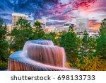 columbia  south carolina  usa   Shutterstock . vector #698133733