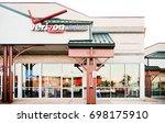 philadelphia  pennsylvania  ... | Shutterstock . vector #698175910
