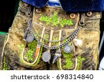"""close up of a typical bavarian """"... 