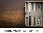 Backgammon Game