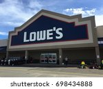 Small photo of MONROE, LA, USA - AUGUST 16, 2016: Lowe's Companies, Inc. is a Fortune 500 American company operating a chain of retail home improvement and appliance stores in the United States, Canada, and Mexico.
