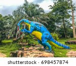 chiang mai  thailand   09 08... | Shutterstock . vector #698457874