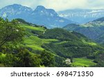 background landscape view of... | Shutterstock . vector #698471350