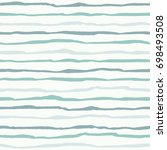 seamless stylish pattern with... | Shutterstock .eps vector #698493508