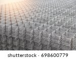 Wire Mesh Steel For Reinforcing ...