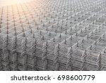 Wire Mesh Steel For Reinforcin...