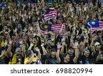 selangor  malaysia   august 16  ...   Shutterstock . vector #698820994