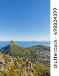 Cape Town Table Mountain View...