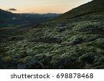 hveragerdi geothermal park....   Shutterstock . vector #698878468